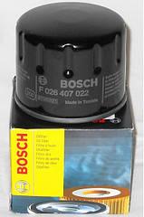 Масляний фільтр Dacia Logan 1.5 DCI (Bosch F026407022)(висока якість)