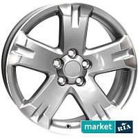 Литые легкосплавные диски WSP Italy W1750 Catania Silver (R17 W7 PCD5x114.3 ET45 DIA60.1)
