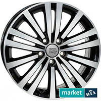 Литые легкосплавные диски WSP Italy W462 Altair Glossy Black Polished (R17 W7.5 PCD5x112 ET47 DIA57.1)