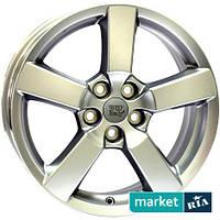 Литые легкосплавные диски WSP Italy W3002 Bolton Silver (R17 W7 PCD5x114.3 ET38 DIA67.1)