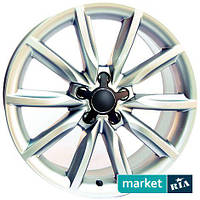Литые легкосплавные диски WSP Italy W550 Allroad Canyon Silver (R17 W7.5 PCD5x112 ET37 DIA66.6)