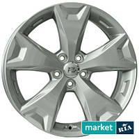 Литые легкосплавные диски WSP Italy W2705 Atena Silver (R17 W7 PCD5x100 ET48 DIA56.1)