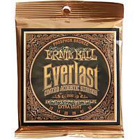 Струны Ernie Ball 2550 Everlast Phosphor Bronze 10-50 Extra Light