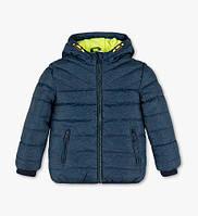Детская куртка осень-весна на мальчика C&A Германия Размер 98