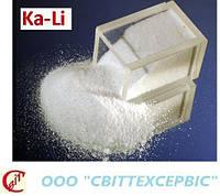 Калиево-литиевый электролит (сухой) в упаковке по 3,5 кг