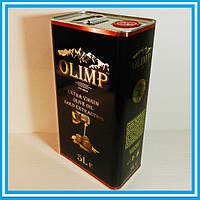 "Масло оливковое ""Олимп"". Греция. 5л."
