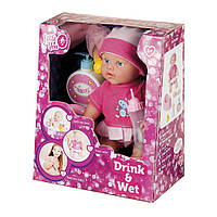 """1308A-1 Набор игровой """"Кукла: Мой любимый малыш"""" DREAM MAKERS-LITTLE YOU"""""""