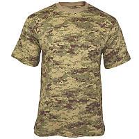 Камуфлированная футболка Digital Desert
