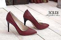 Стильная женская кожаная обувь. ОПТ.