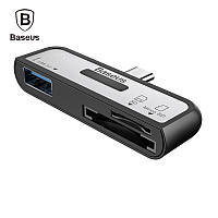 Картридер Baseus Data Migration Type-C OTG Card Reader