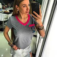 """Серая футболка ТМ Doratti """"Воздушный шар"""""""