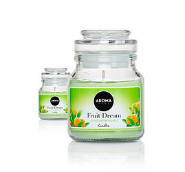 Ароматизатор Aroma Home Candle FRUIT-DREAM (130 g) (6шт)