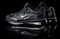 Кроссовки мужские Nike Air Max 2018 - Full Black 44