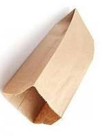 Крафт пакет саше бурый, 38г/м2, 210х60х210