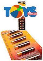 Батарейки Kodak alkaline AAA10, LR-03 BL10 max