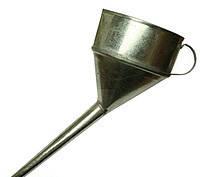 Лейка автомобильная металл. косая под клапан CarLife