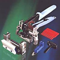 Инструмент для монтажа 10-типарных соединителей AMP STACK IV