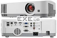 Проектор ME331W(LCD,WXGA,3300l m,6000:1,1.7x,HDMI,20Вт,RJ45) ME331W (60004227)