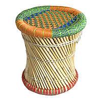 Табурет плетеный (40х36х36 см)