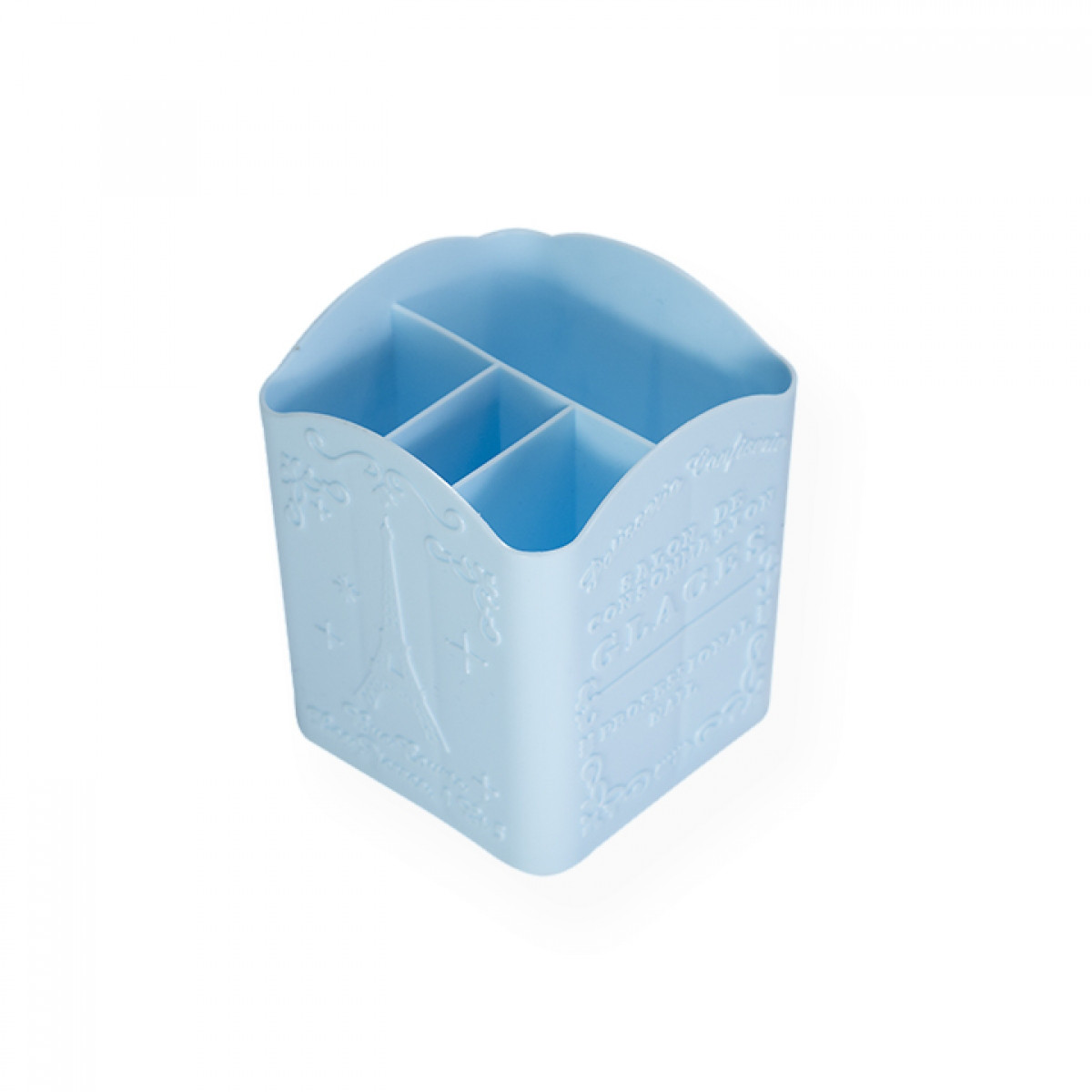 Подставка для кистей и пилок SQ-05 (01 голубая)