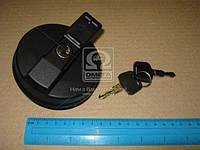Крышка бака топливного SCANIA (пластик с ключем) 60 мм (RIDER) (арт. RD19-65-236), AAHZX