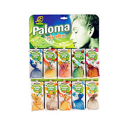 Ароматизатор Paloma Happy Bag дисплей (30шт/6)