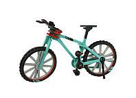 Деревянный 3D конструктор-раскраска Велосипед (HC257)