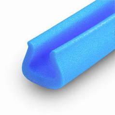 Защитный упаковочный профиль П-образный 25х20х10 мм
