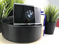 Ремень кожаный BMW (под джинсы и брюки)