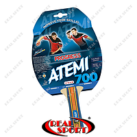 Ракетка для настольного тенниса Atemi 700****
