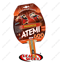 Ракетка для настольного тенниса Atemi 600***