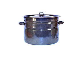 Бак эмалированный (большая кастрюля) Idilia 16 литров (I2826/1)