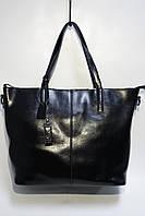 Женская кожаная большая сумка Guecca 175