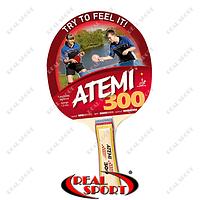 Ракетка для настольного тенниса Atemi 300*
