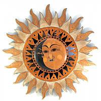 "Зеркало мозаичное ""Солнце "" (d-60 cм)"