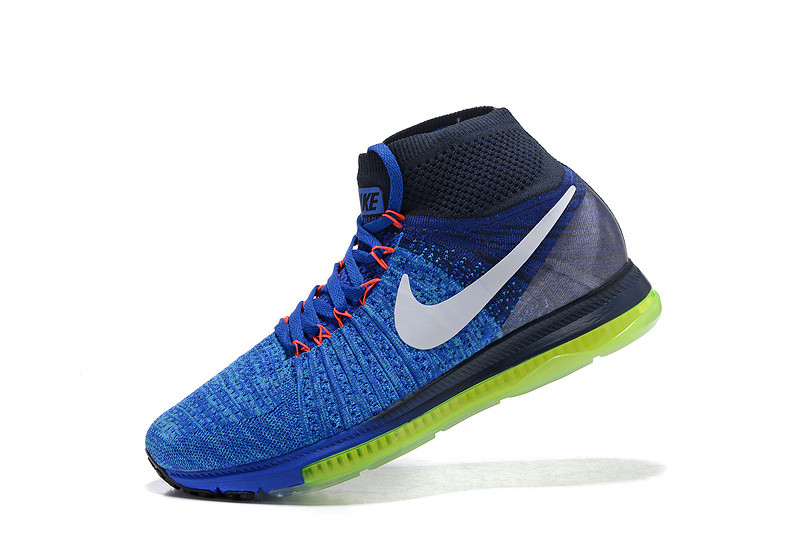 Кроссовки мужские NIKE ZOOM ALL OUT FLYKNIT Navy