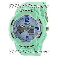 Часы наручные Casio Baby G BGA-230 G Green Blue