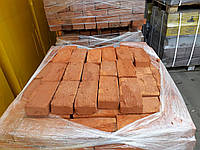 Рядовой керамический полнотелый красный кирпич М100