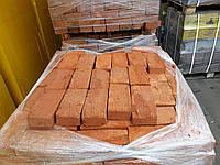 Рядовой керамический полнотелый красный кирпич М100 , фото 1