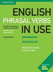 English Phrasal Verbs in Use Second Edition Advanced з відповідями