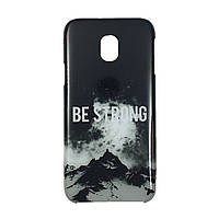 Чехол Aspor Print для Meizu M5S Be Strong
