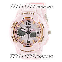 Часы наручные Casio Baby G BGA-230 G Pink-Gold