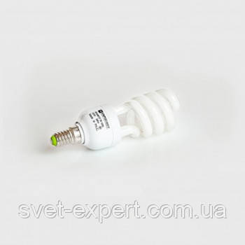 Энергосберегающая  лампа Евросвет  FS-7-4200-27 7W 4200K E27 220V , фото 2