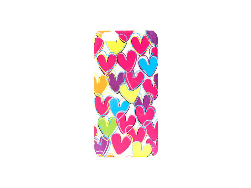 Чехол ARU для iPhone 6 Plus/6S Plus Madly in Love White