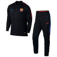 Мужской спортивный костюм Nike FC Barcelona Dry Squad 854341-011