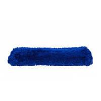 Моп акриловый для сухой уборки, разрезной, карманы, 60х11 см