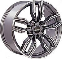 Литые диски Zorat Wheels ZW-BK5181 GP 8.5x19/5x120 D74.1 ET32 (Graphite front polished)