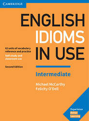 English Idioms in Use Second Edition Intermediate с ответами