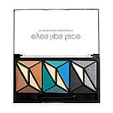 Палитра теней на 18 цветов e.l.f. Studio 18-Piece Geometric Eyeshadow Palette, фото 2