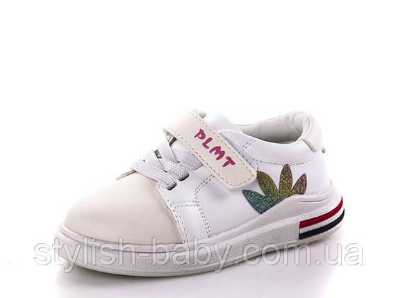 Детская спортивная обувь оптом. Детские кеды бренда Paliament для девочек (рр. с 21 по 26), фото 2